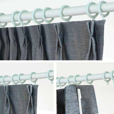 Curtain Pole With Finials Metal Extendable Rings Fixings Fit 25-28 MM Extending