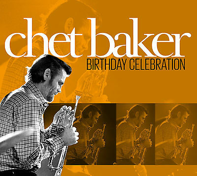 CD Chet Baker Birthday Celebration  2CDs