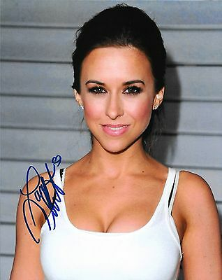 LACEY CHABERT - HAND SIGNED 8x10 PHOTO PICTURE AUTHENTIC AUTOGRAPH w/ COA