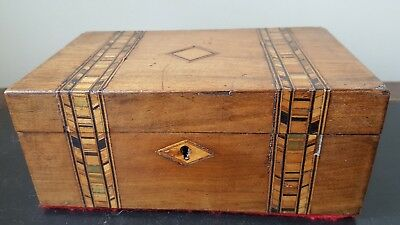 Victorian Box with Tunbridge banding
