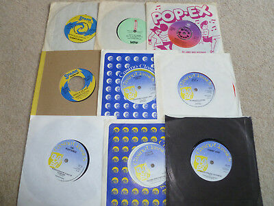 """Northern Soul Record Collection Lot X 18 Vinyl 7"""" Singles"""