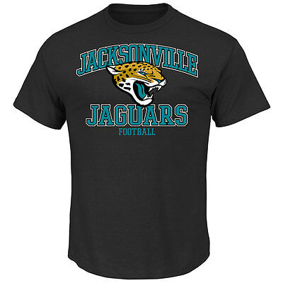 Jacksonville Jaguars Officially Licenced NFL 'Jaguars Football' T-shirt