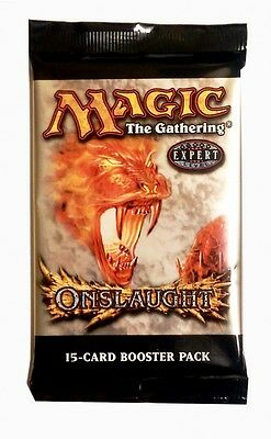 Magic the Gathering : Onslaught Booster englisch