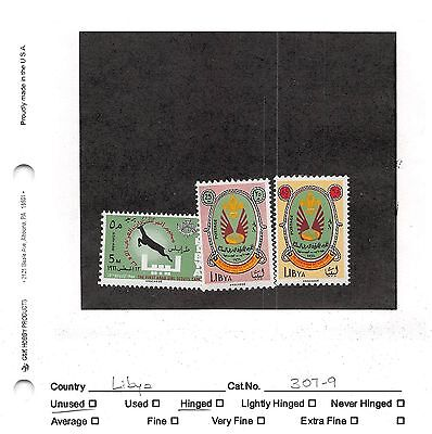 Lot of 27 Libya MH Mint Hinged Stamps #102389 X