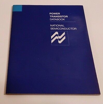 1977 National Semiconductor Power Transistor Databook