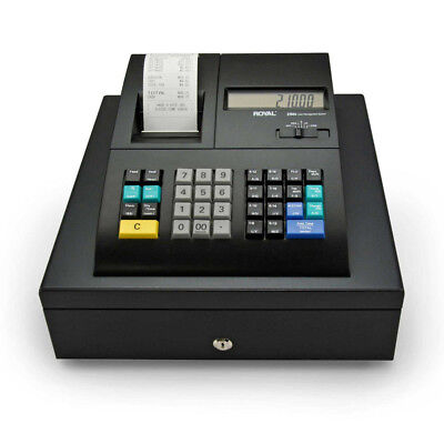 Royal 210DX Electronic Cash Register with Thermal Printer