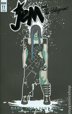 Jem and the Holograms (2015 IDW) #11D FN