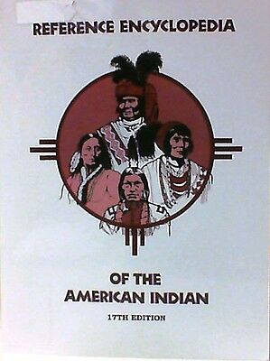 Reference Encyclopedia of the American Indian