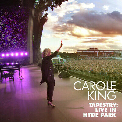 Carole King - Carole King: Tapestry: Live in Hyde Park [New CD] With Blu-Ray
