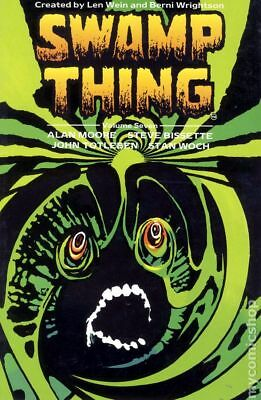 Swamp Thing TPB (1988 Titan Books) #7-1ST FN
