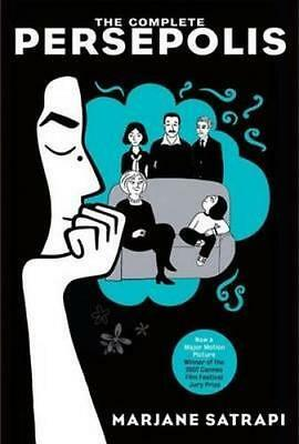 NEW The Complete Persepolis By Marjane Satrapi Paperback Free Shipping