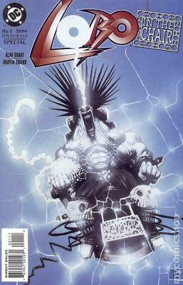Lobo In the Chair (1994) #1 VG LOW GRADE