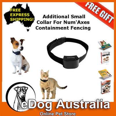 Numaxes Canifugue Small cat/dog EXTRA COLLAR for existing Containment Fence