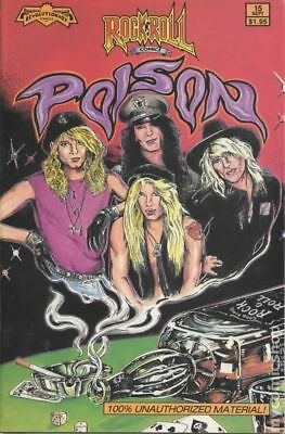 Rock N Roll Comics (1989 1st Printing) #15 FN