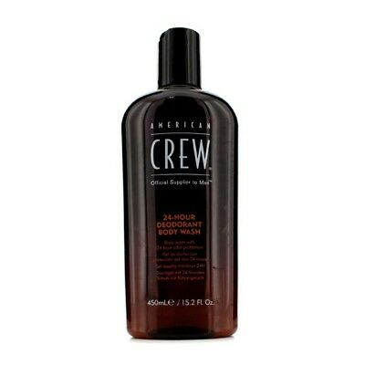 American Crew 24-Hour Deodorant Body Wash 450ml Bath & Shower