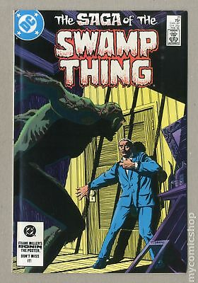 Swamp Thing (1982 2nd Series) #21 VF- 7.5