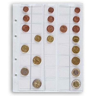 Optima Acid Free Coin Album Pages Various Sizes by Lighthouse