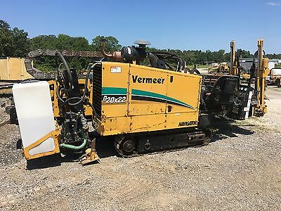 07 Vermeer 20x22  Directional Drill