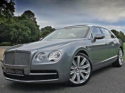 2015 Bentley Flying Spur 4.0 ( 507ps ) V8 Automatic - 13,400 MILES - FBSH