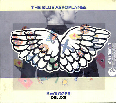 1 CENT 2CD Swagger (Deluxe Version) - Blue Aeroplanes IMPORT/INDIE-POP