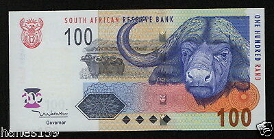 SOUTH AFRICA (P131a) 100 Rand ND(2005) aUNC