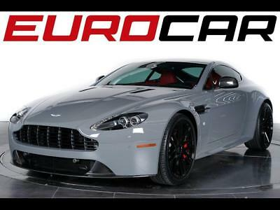 2014 Aston Martin Vantage S 2014 Aston Martin Vantage S - STUNNING, FULLY LOADED, CARBON FIBER THROUGHOUT
