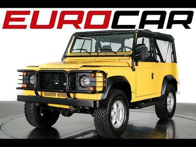 1997 Land Rover Defender 90 1997 Land Rover Defender 90 - Impeccable 'Must See' Condition!