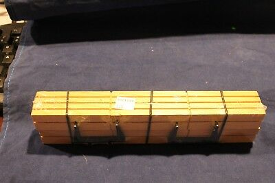 800-1100-110 Simulated Lumber Load 12 Full - Will Fit All Lionel Flatcars
