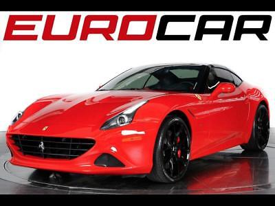2015 Ferrari California T 2015 Ferrari California T Convertible - HIGHLY OPTIONED, TWO TONE INTERIOR