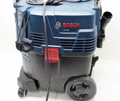 BOSCH VAC090A - 9 Gallon Dust Extractor W/Automatic Filter Clean 04/L116011a