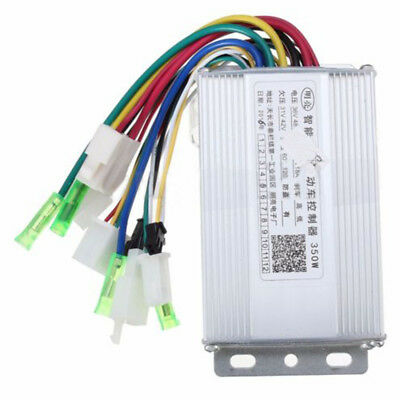 36/48V 350W E-Bike Control Bicycle Motor Brushless Controller For Scooter Latest