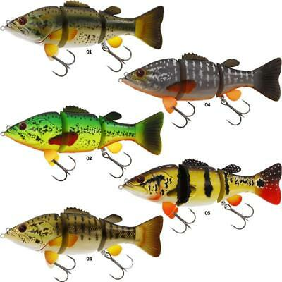 Westin Barry The Bass (Hl/sb), 150Mm Swimbait, Fishing Lure, Freshwater