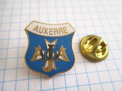 PINS VINTAGE CLUB FOOTBALL AUXERRE AJA FOOT wxc 34