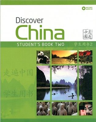 Discover China Student Book Two (Discover China Chinese Language Learning Serie.