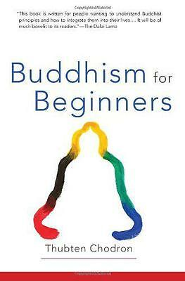 Buddhism for Beginners by Thubten Chodron | Paperback Book | 9781559391535 | NEW