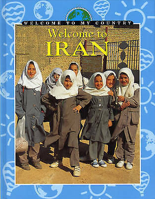 O'shea, M, Yip, D, Iran (Welcome To My Country), Very Good Book