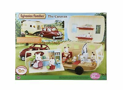 Sylvanian Families The Caravan Brand New Childrens Collectable Playset