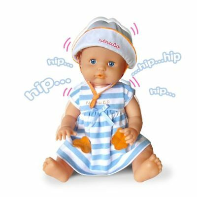 Nenuco Doll Has Got Hiccups Doll Ages 3 and Over