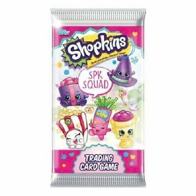 TOPPS Shopkins Trading Cards  SPK Squad Trading Card Game