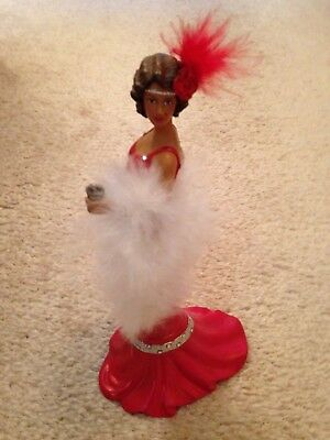 Coca-Cola Figurine Satisfying Cheers By Hamilton Collection
