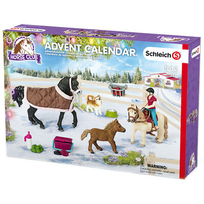 Schleich Horse Club Advent Calendar 2017 97447 NEW