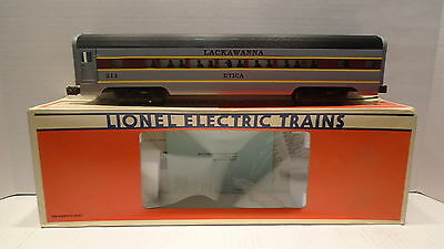 Lionel Train 6-19136 Lackawana Utica Passenger Car O-Scale