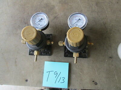 2 Used Taprite Series 5260SN, Regulators 366M CO2 for Beer & Sodas