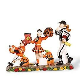 Dept 56 S.V. Halloween, Go Team Trick Or Treaters # 807308 (a1040)
