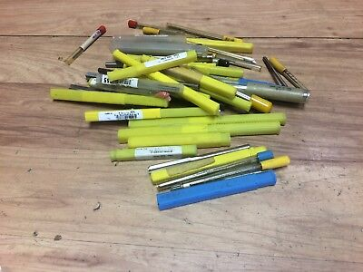 Lot Of Assorted Hss Reamers  .1500 - 2915 ""
