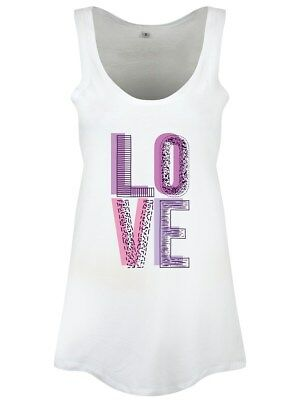 Love Women's White Floaty Vest