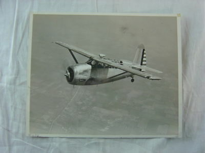 Vintage 1941 Press Photo Curtiss Wright O-52 Owl US Army Air Force Airplane 804