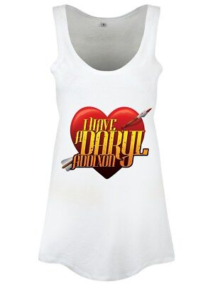 I Have A Daryl Addixon Women's White Floaty Vest