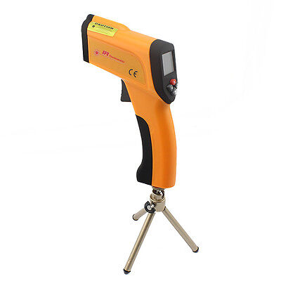 HT-6889 Non-Contact Digital Gun Point IR Infrared Temperature Meter Thermometer