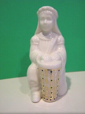 LENOX Nativity CHINA JEWELS DRUMMER BOY sculpture NEW in BOX First Quality